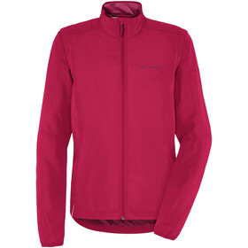 VAUDE Dundee Classic Zip-Off Jacket Damen crimson red
